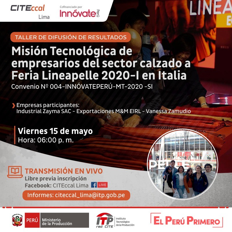 taler mision tecnologia 15mayo