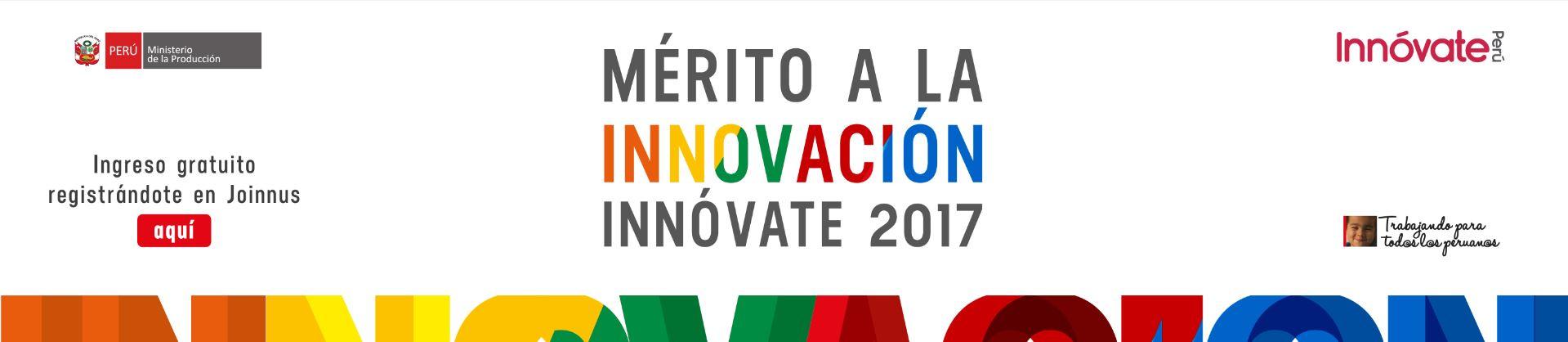 Merito a la innovacion
