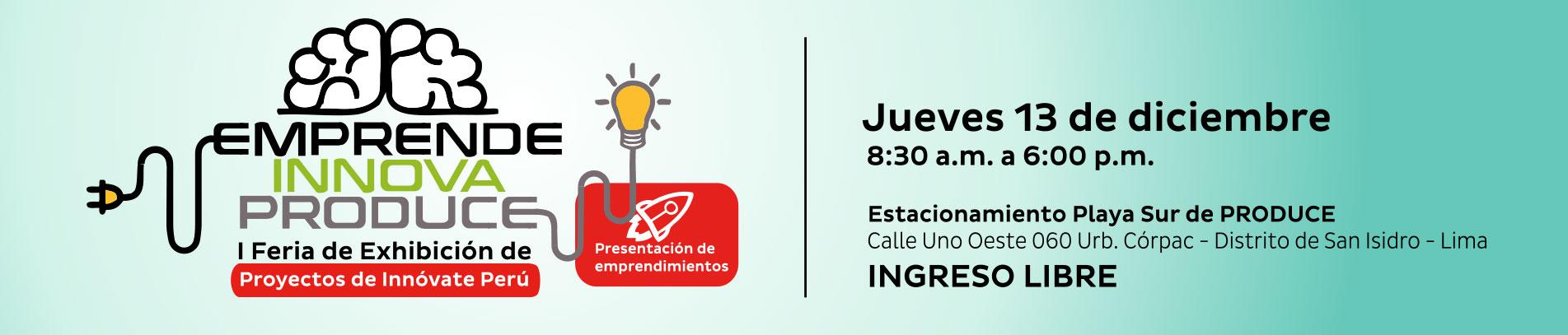 Feria Innovate