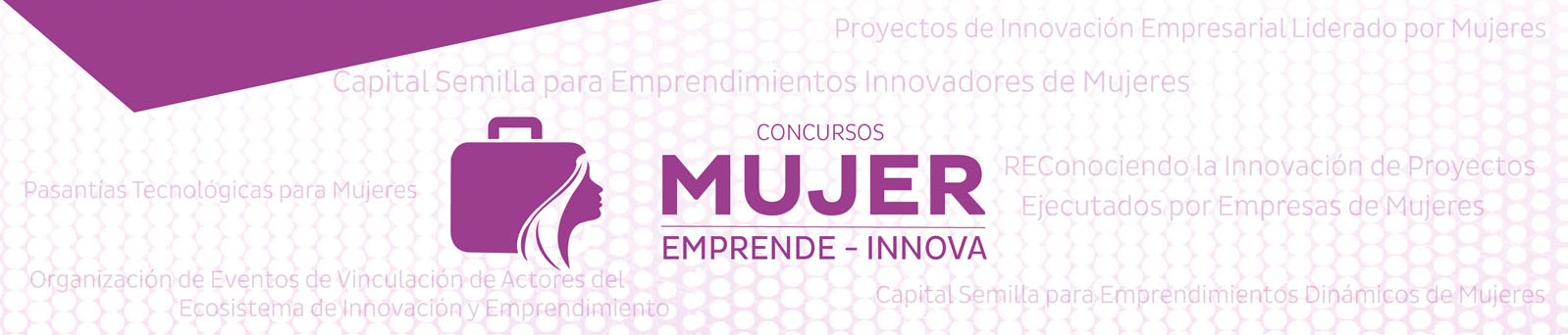 Concursos Mujer Emprende e Innova