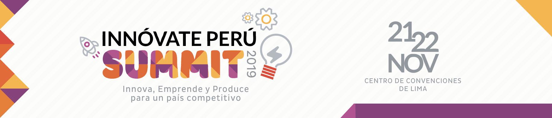 Innovate Peru Summit