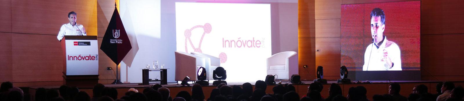 Gobierno invirtió diez veces más en proyectos de innovación en la región Arequipa